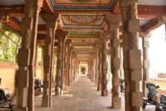 Adi Kumbeswarar świątynia, Kumbakonam, tamil nadu obraz royalty free
