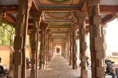 Adi Kumbeswarar świątynia, Kumbakonam, tamil nadu fotografia stock