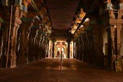 Adi Kumbeswarar świątynia, Kumbakonam, tamil nadu zdjęcia stock