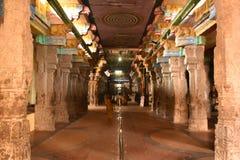 Adi Kumbeswarar świątynia, Kumbakonam, tamil nadu obrazy royalty free