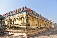 Adi Kumbeswarar świątynia, Kumbakonam, tamil nadu zdjęcia royalty free
