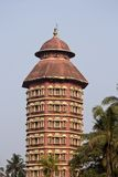 Adi Shankara Mandapam Stockbild