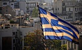 Adiante, Grécia Fotografia de Stock Royalty Free