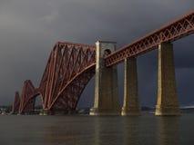 Adiante ponte Fotografia de Stock