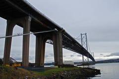 Adiante ponte da estrada Foto de Stock