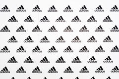 Adidas Royalty Free Stock Photography