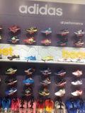 Adidas beschuht Sammlung Lizenzfreie Stockfotos