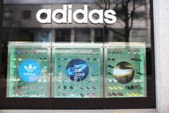 Adidas Stock Photos