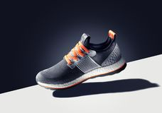 Adidas calza Fotografie Stock