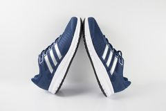 Adidas Classic Sneaker. Royalty Free Stock Photo