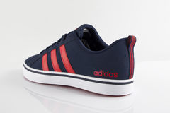 Adidas Classic Sneaker. Top View Stock Photo