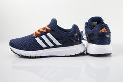 Adidas Classic Sneaker. Top View Royalty Free Stock Images
