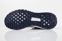 Adidas Classic Sneaker. Top View Royalty Free Stock Photography