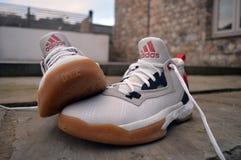 Adidas D Lillard 2 Stockfotografie