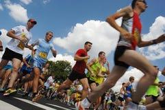 Adidas energy run Royalty Free Stock Images