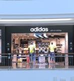 Adidas kaufen Lizenzfreie Stockfotografie