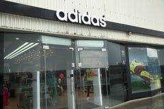 Adidas lager Royaltyfri Fotografi