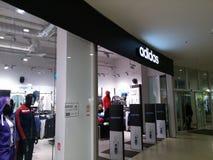 Adidas lager fotografering för bildbyråer