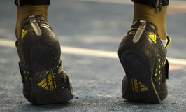 Adidas-Leichtathletik Lizenzfreie Stockfotografie