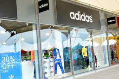 Adidas stock images