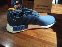 Adidas NMD R1 Stockbild