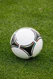 Adidas Official Ball of Euro 2012 Stock Photo