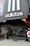 Adidas-Opslag royalty-vrije stock fotografie