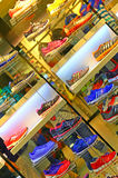 Adidas-Schuhe Stockfoto