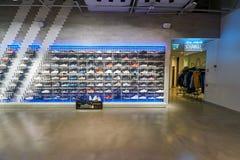 Adidas speichern Stockbild