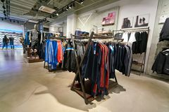 Adidas speichern Lizenzfreie Stockbilder