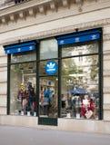 Adidas speichern in Budapest, Ungarn Stockfoto