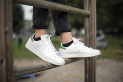 Adidas Stan Smith Photos stock
