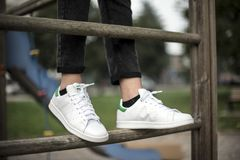 Adidas Stan Smith Images stock