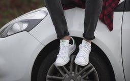 Adidas Stan Smith Image libre de droits