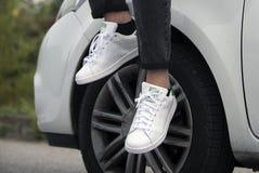 Adidas Stan Smith Photo stock