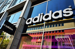 Adidas stockent Images stock