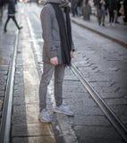 Adidas Yeezy imagem de stock