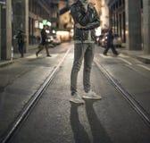 Adidas Yeezy fotografia de stock
