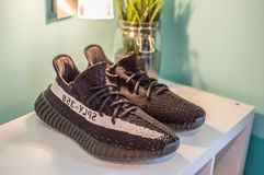 Adidas Yeezy V2 Royalty Free Stock Photography