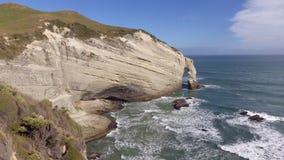 adieu de cap, Nouvelle Zélande photo libre de droits