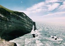 Adieu de chapeau au Nouvelle-Zélande photos libres de droits