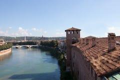 Adige River, Verona Stock Photo