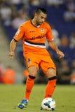 Adil Rami of Valencia CF Stock Image