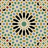 Adil Seamless Pattern Imagen de archivo