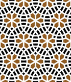 Adil Seamless Pattern Two Arkivfoto