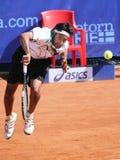 ADIL SHAMASDIN, ATP-TENNIS-SPIELER Stockbild