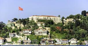 Adile Sultan Palace, Istanbul Stockfotos