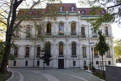 Adile Sultan Palace - Istanbul - die Türkei Lizenzfreie Stockbilder