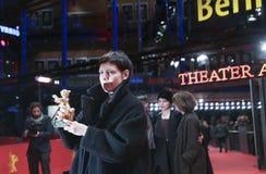 Adina Pintilie, Sieger des goldenen Bären Stockfoto