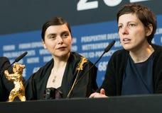 Adina Pintilie und Bianca Oana bei Berlinale 2018 Stockfoto